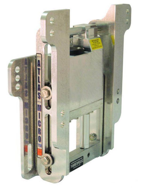 Martinetto idraulico per fuoribordo piccolo Atlas Micro Jacker