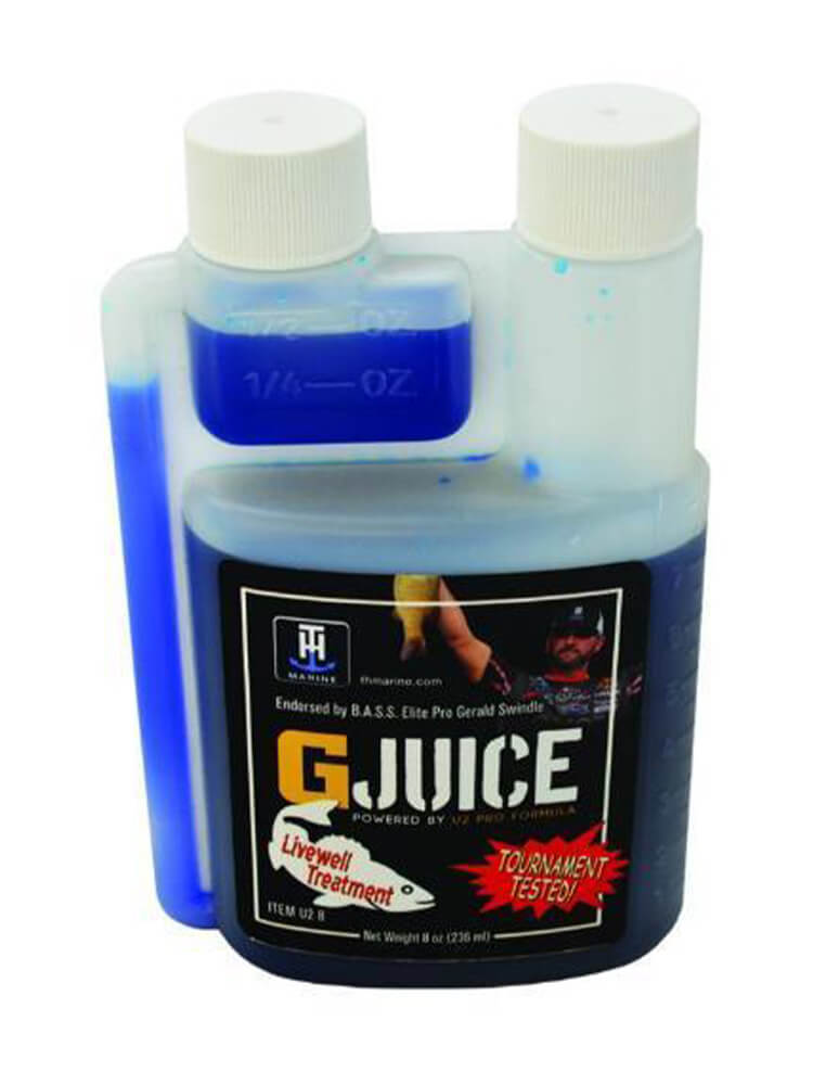 G-Juice Livewell Treatment and Fish Care da 8oz