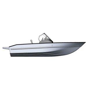 Imbarcazione marca UMS Marine modello 545